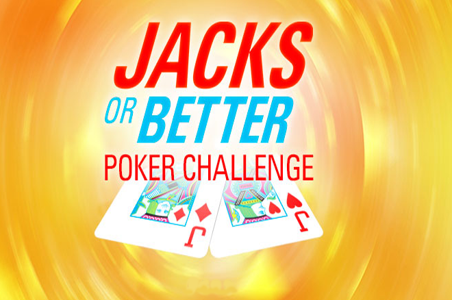 Jacks or Better Challenge PokerStars