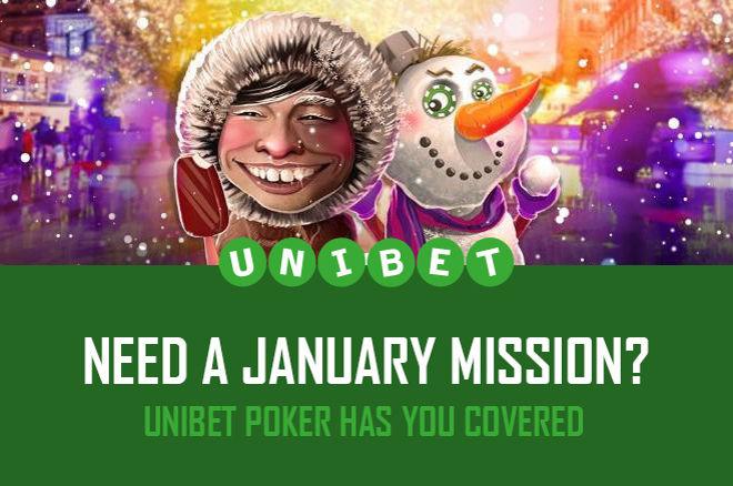 Unibet poker challenges