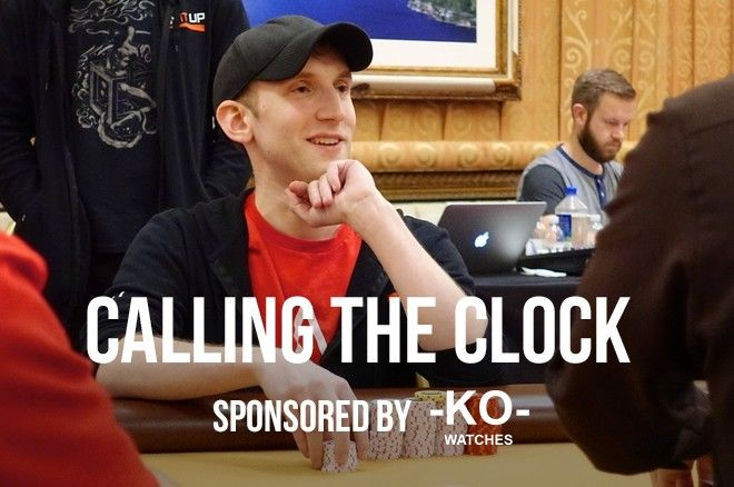 Jason Somerville Calling the Clock