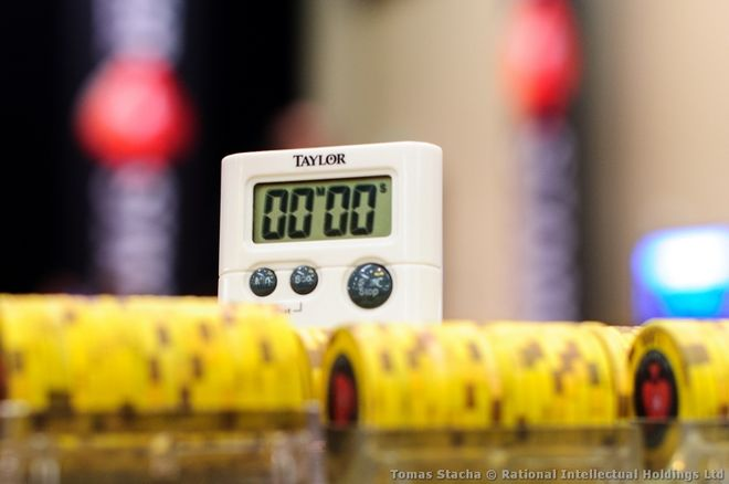 Shot Clock PokerStars Championship Bahamas