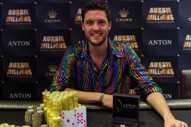 Thomas Boivin Aussie Millions