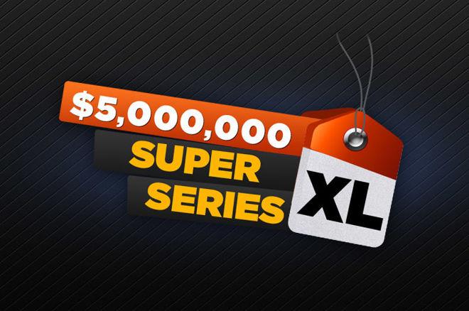 888poker 2017 Super XL Series Main Event