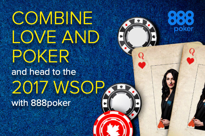 888poker WSOP promotion