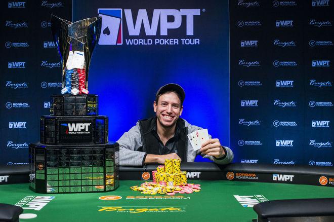 En route vers son premier titre WPT, Daniel Weinman réalise le hero-call de 2017  (vidéo) 0001