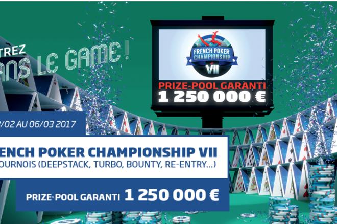PMU Poker : Le programme complet des FPCVII 0001