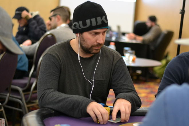 Kyle Hartree Deerfoot Inn & Casino Winter Super Stack