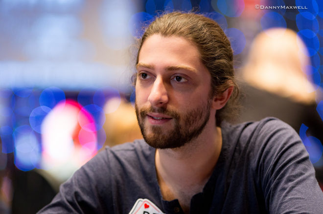 Igor Kurganov signs with PokerStars