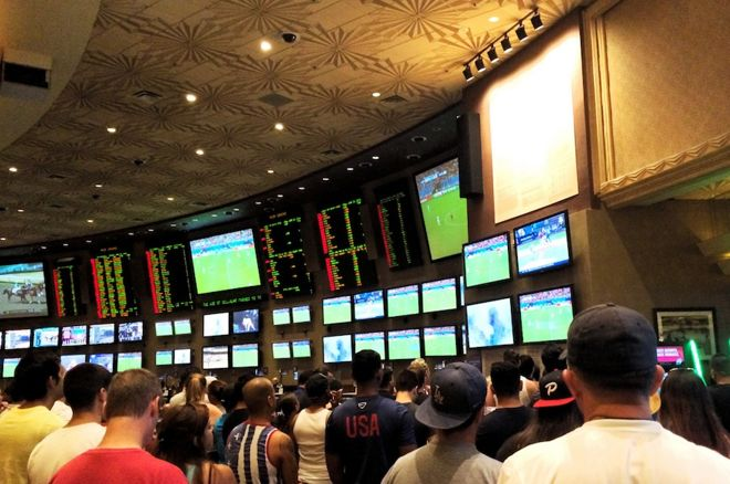 MGM Race & Sports Book