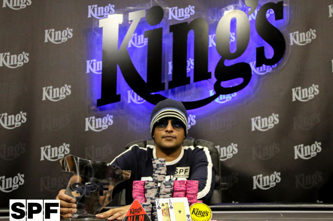 El indio Mahaveer Solankise gana el Spanish Poker Festival 0001