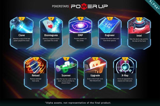 Ново от PokerStars: Power Up играта вече в Alpha тестов период 0001