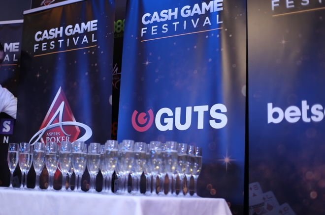 Cash Game Festival London Champagne