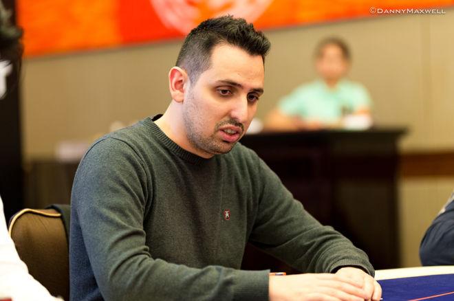 Solo 'Trueteller' pudo superar a Sergio Aido en el Día 1 del HK$250.000 6-Max de las Triton... 0001