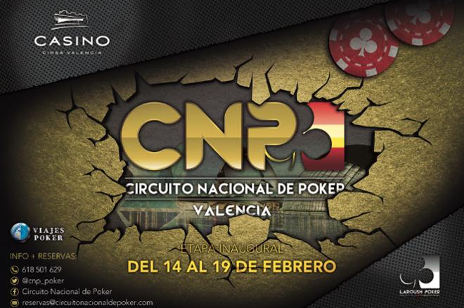 Dos buenas jornadas dan la mejor bienvenida al Circuito Nacional de Poker 2017 0001