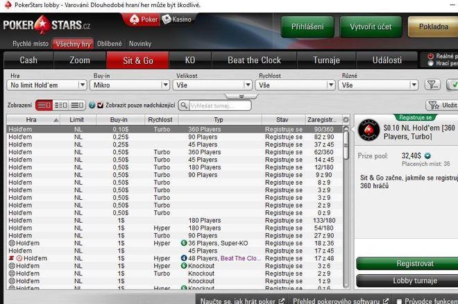 První dny po návratu PokerStars do Česka jsou plné rozpaků a omezení 0001