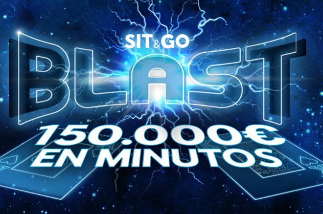 Sit&Go Blast en 888poker.es 0001