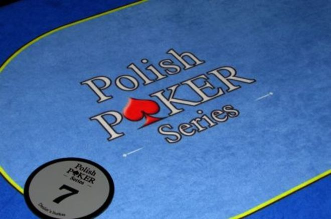 Finał Polish Poker Series Hit Casino