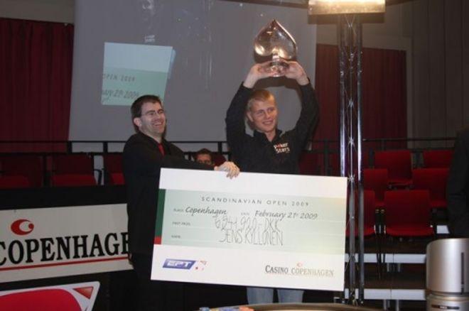 Jens Kyllönen Wins Pokerstars.com EPT Copenhagen 0001
