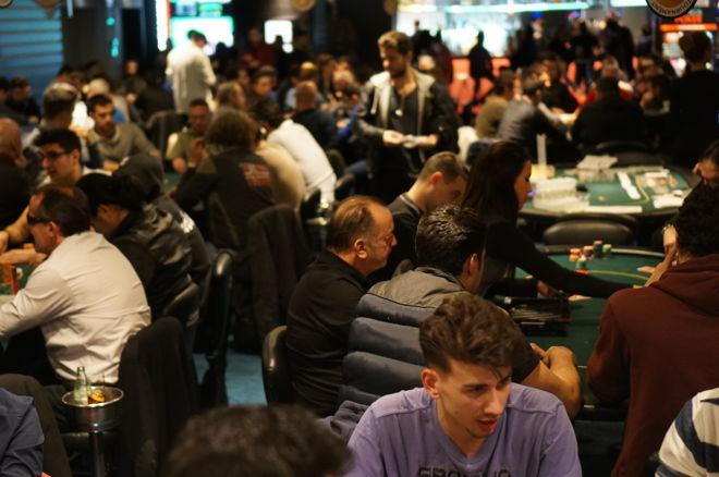 El Campeonato de España de Poker arranca con 263 entradas en el Día 1a 0001