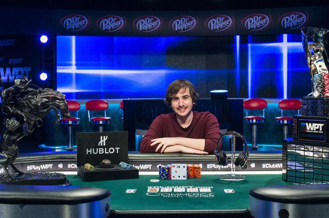 Daniel Strelitz WPT L.A. Poker Classic