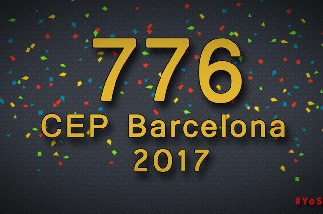 El CEP Barcelona bate todos sus récords registrando 776 entradas en su primera etapa de 2017 0001