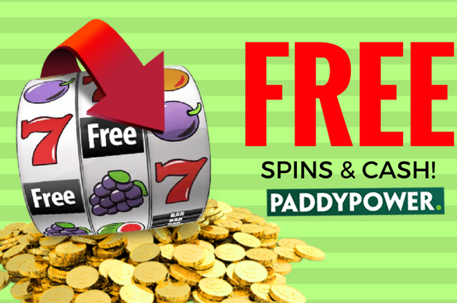 Free Spins and Cash from PaddyPower