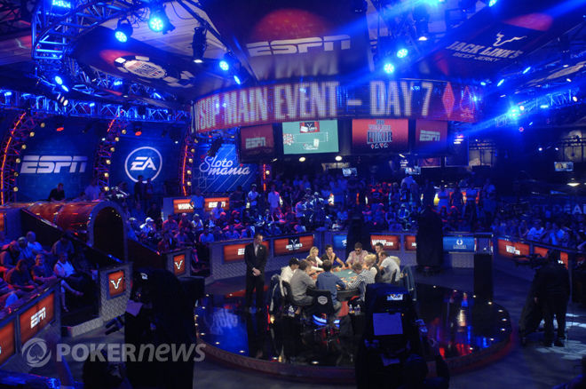 WSOP репортаж PokerNews