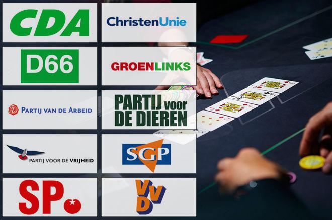 [VERKIEZINGEN 2016] Wat zeggen de partijen over het kansspelbeleid en poker?
