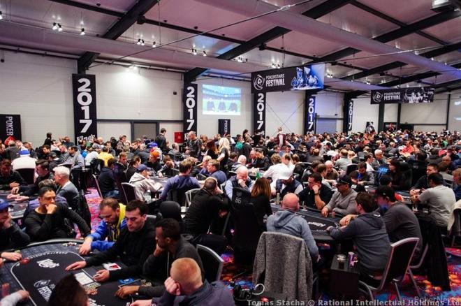PokerStars Festival Розвадов
