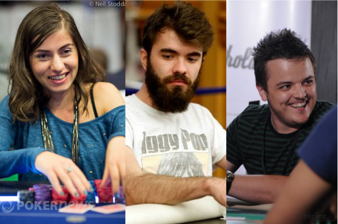party poker millions Luciana Manolea,Alex Papazian,Mihai Niste