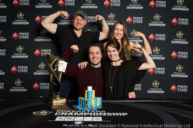 Ben Tollerene wint de PokerStars Championship Panama Super High Roller