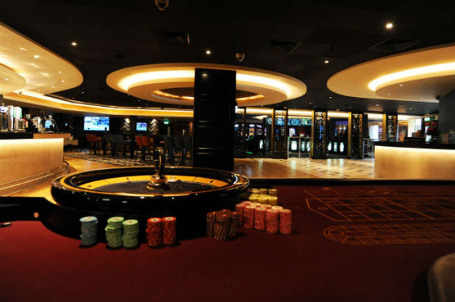 New look Grosvenor Casino Nottingham