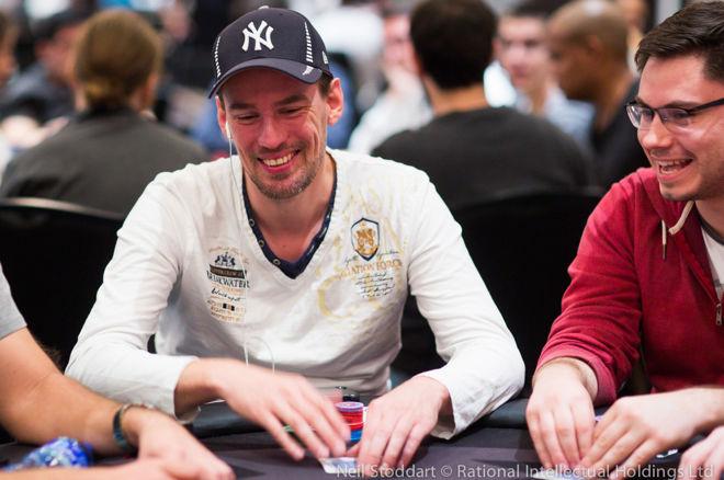 PokerStars Championship Panama - Tobias Peters als enige Nederlander naar Dag 2