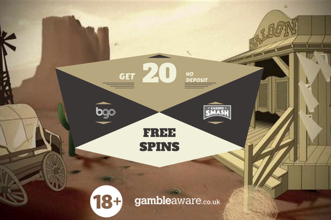 Say Howdy to Some No Deposit Free Spins for Wild Wild West!
