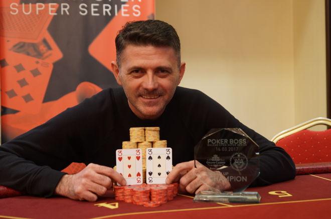 Žerajić Dario Pobjednik Poker BOSS Warm Up eventa! 0001