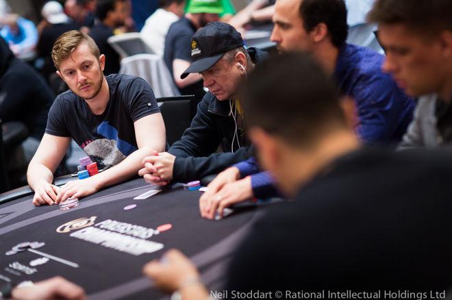 PokerStars Championship Panama - Tobias Peters uitgeschakeld, Kitai & Abdellatif naar Dag 3