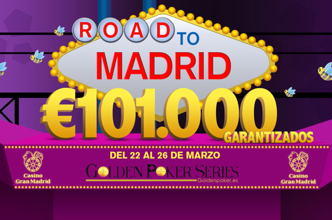 Las Golden Poker Series ven la luz esta semana en Casino Gran Madrid 0001