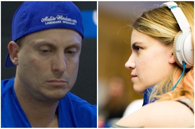 Cate Hall vs. Mike Dentale