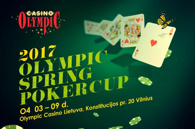 """""""Olympic Spring Cup"""" serija netrukus aplankys ir Vilnių 0001"""
