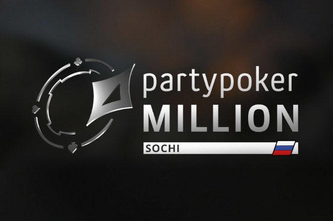 partypoker Million Sochi