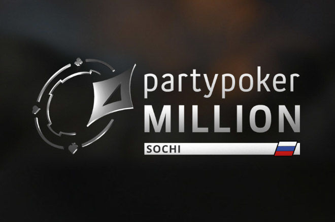 partypoker Million Sochi