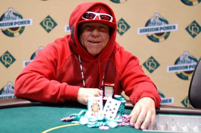 Joey Basaraba Casino Regina Station Poker Classic