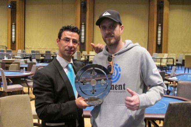 Vicente Serra se hace con la primera edición de las Golden Poker Series 0001