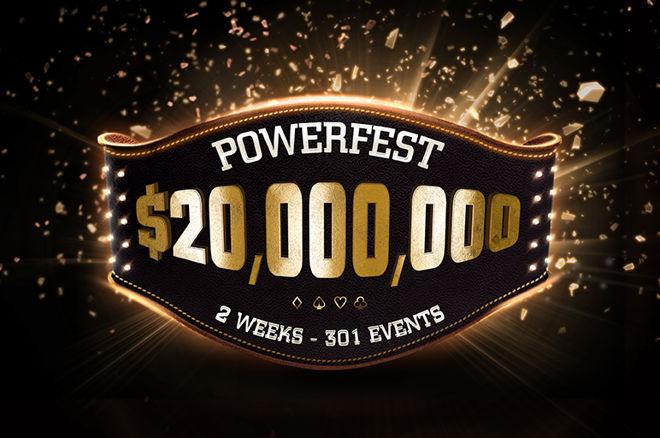 $20m guaranteed Powerfest