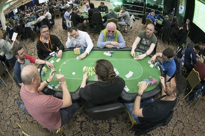 2017 Irish Poker Open