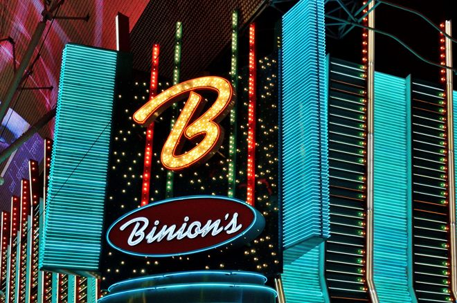 Binion's Poker Jam Schedule Set for 2017 0001