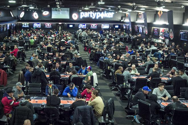 partypoker Playground Poker Club
