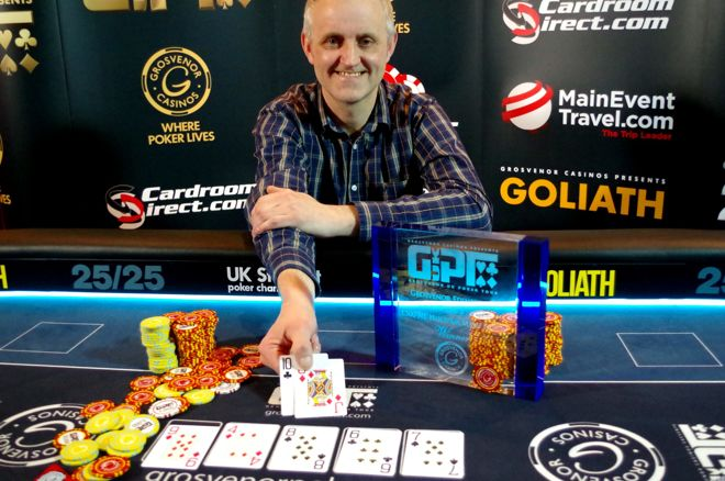 Paul Green: 2017 GUKPT Edinburgh champion