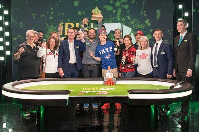 Griffin Benger: 2017 Irish Open champion