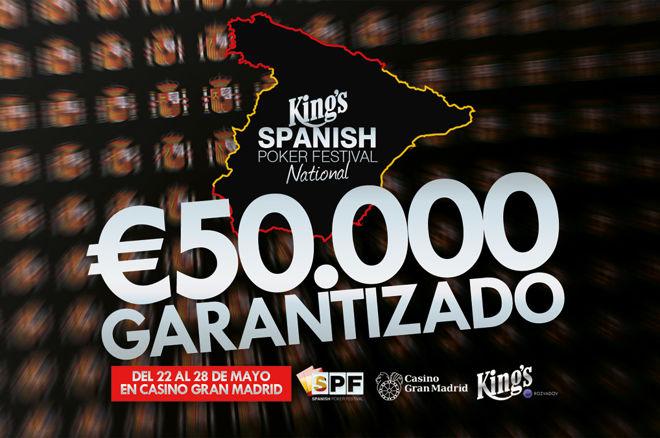 El Spanish Poker Festival aterrizará por fin en territorio español 0001