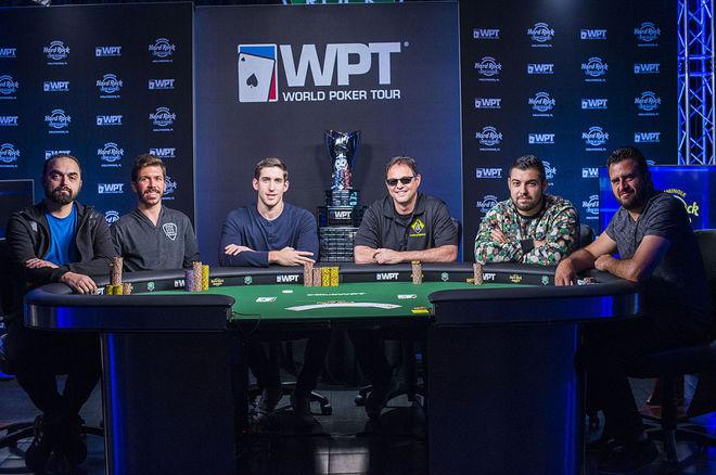WPT Seminole Hard Rock Poker Showdown